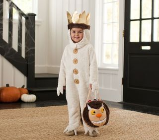 Pottery Barn Kids Wild Things costume