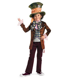 Chasing Fireflies Mad Hatter costume