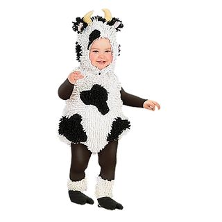 One Step Ahead Baby Cow costume