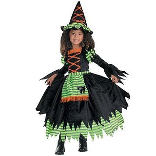 Kohl's Kids Witch Costume